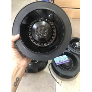 quạt ly tâm điều hòa tủ điện 190mm