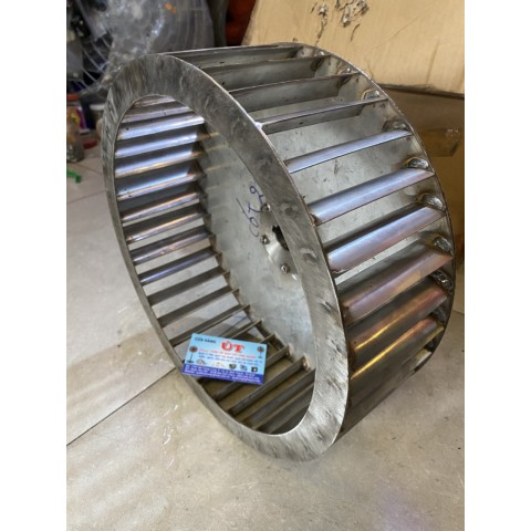 cánh ly tâm inox 304 kích thướt 400mm, hàng đặt