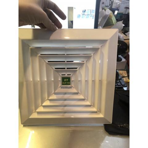 Mặt nạ thông gió vuông 30 cm , nhựa
