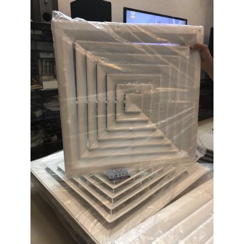 Mặt nạ vuông âm trần 60x60cm